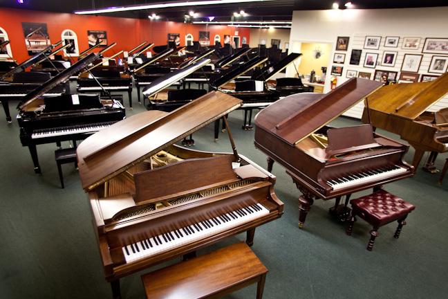 Rent Pianos