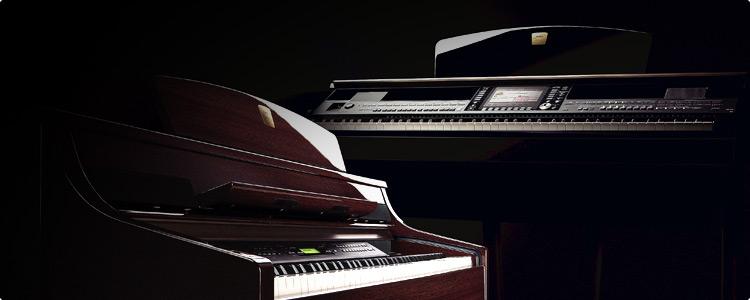 yamaha grand pianos