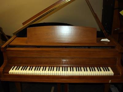 used piano