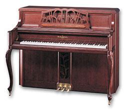 پیانوهای ایستاده